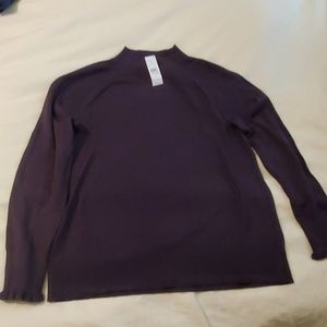 LOFT sweater. NEW